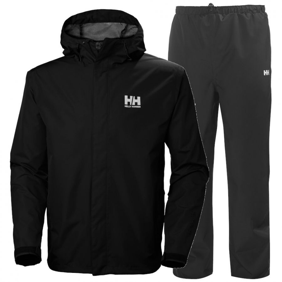 Helly Hansen Seven J, men, black