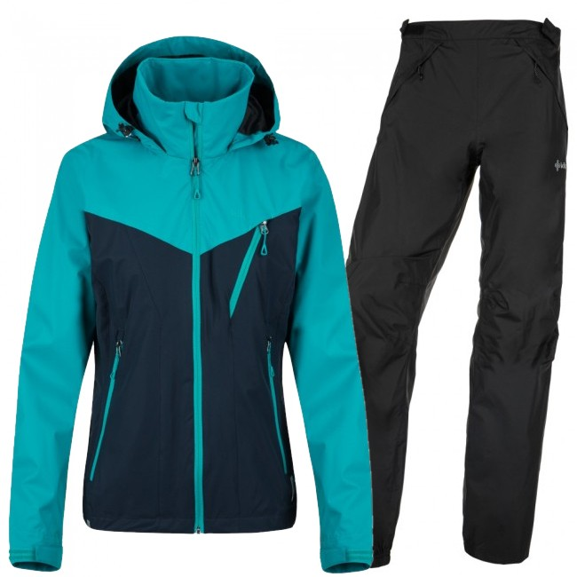 Kilpi Ortler/Alpin, women, blue/black
