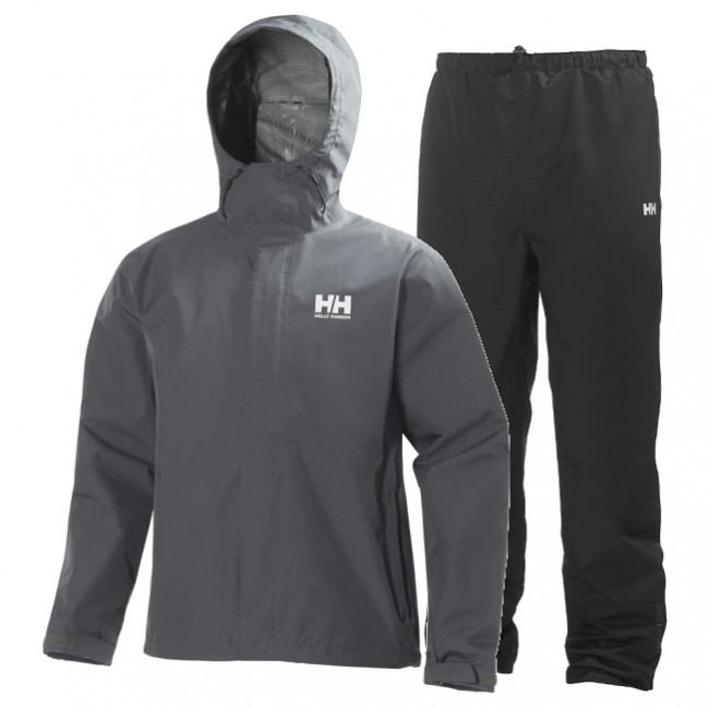Helly Hansen Seven J, charcoal/black