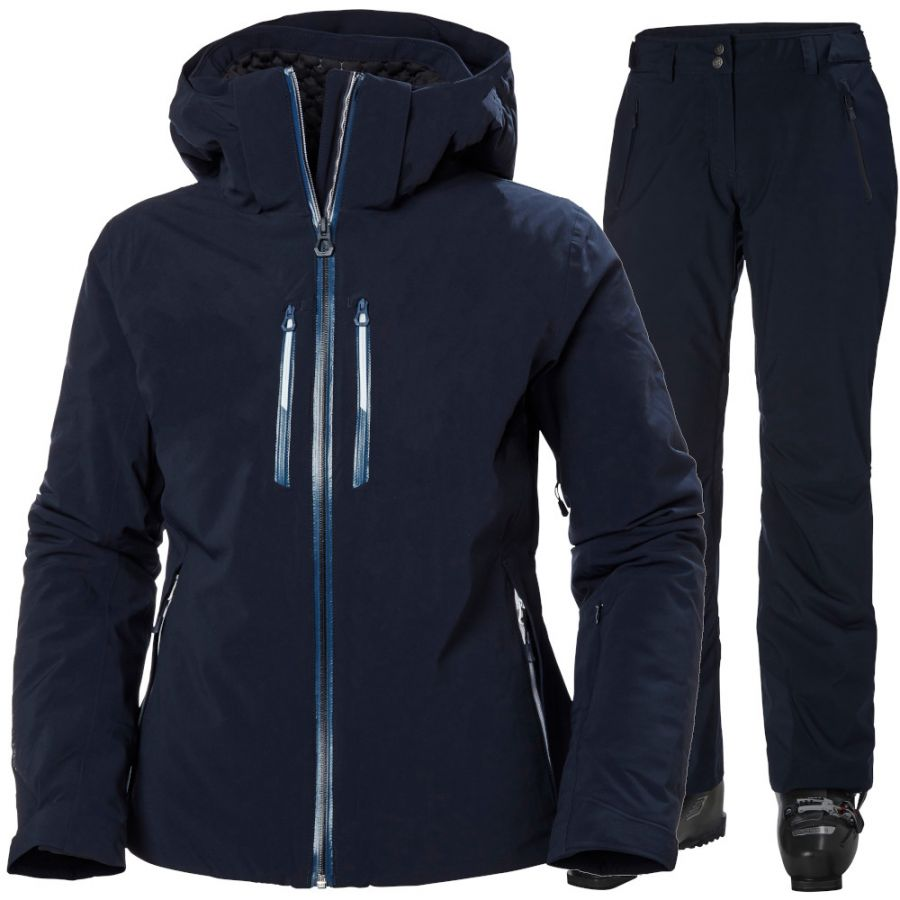 Helly Hansen Alphelia Lifaloft/Legendary, women, navy