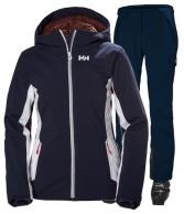 Helly Hansen Majestic Warm/Switch Cargo 2.0 skisæt, dame, mørkeblå