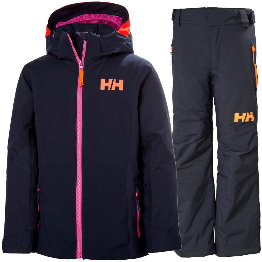 Helly Hansen Crystal/Legendary, Junior, Mörkblå