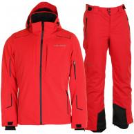 DIEL Marshal/Palmer skisæt, herre, rød