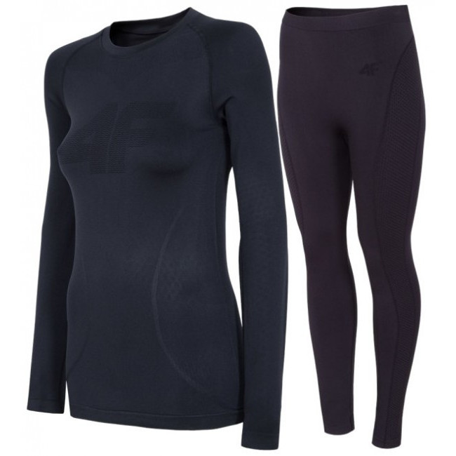 4F baselayer, women, black