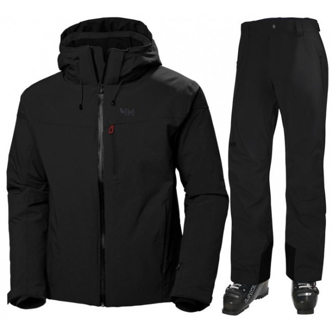 Helly Hansen Swift 4.0Legendary sæt, herre, sort