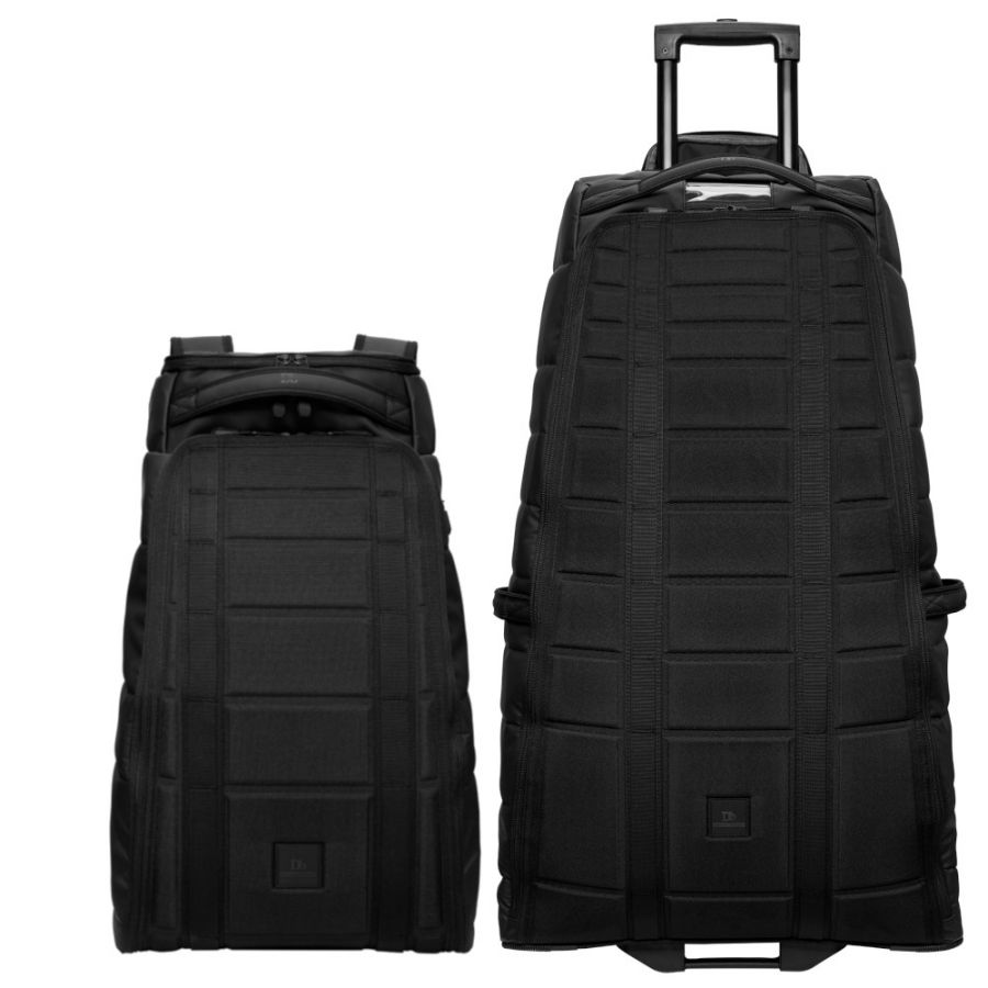 Douchebags The Big Bastard EVA & The Hugger EVA 30L, Black out