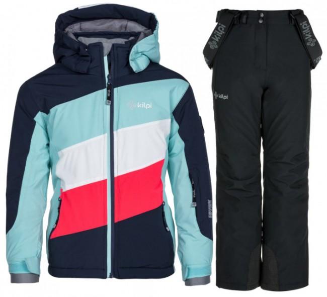 Kilpi Saara-JG/Europa-JG, Junior, Dark Blue/Black