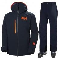 Helly Hansen Firsttrack/Legendary skisæt, herre, mørkeblå