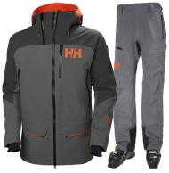 Helly Hansen Ridge 2.0/Ridge skisæt, herre, grå