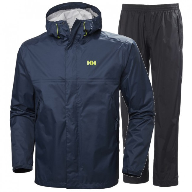 Helly Hansen Loke, Herre, North Sea Blue/Black