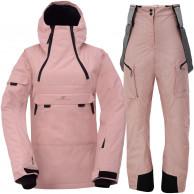 2117 of Sweden Liden/Lanna, skisæt, dame, pink