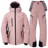 2117 of Sweden Knatten, skisæt, junior, pink