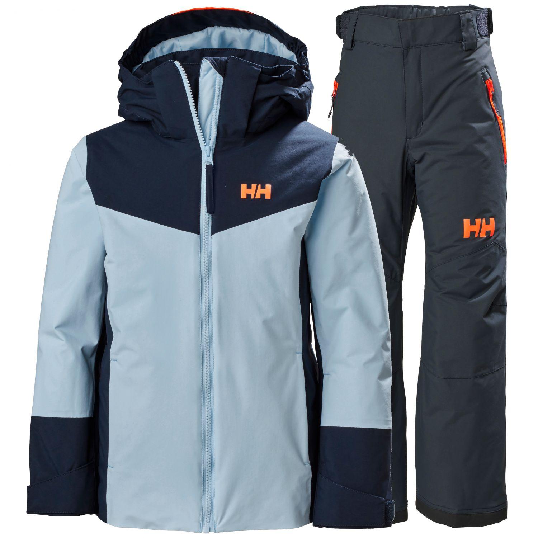 Helly Hansen Divine/Legendary skisæt, lyseblå