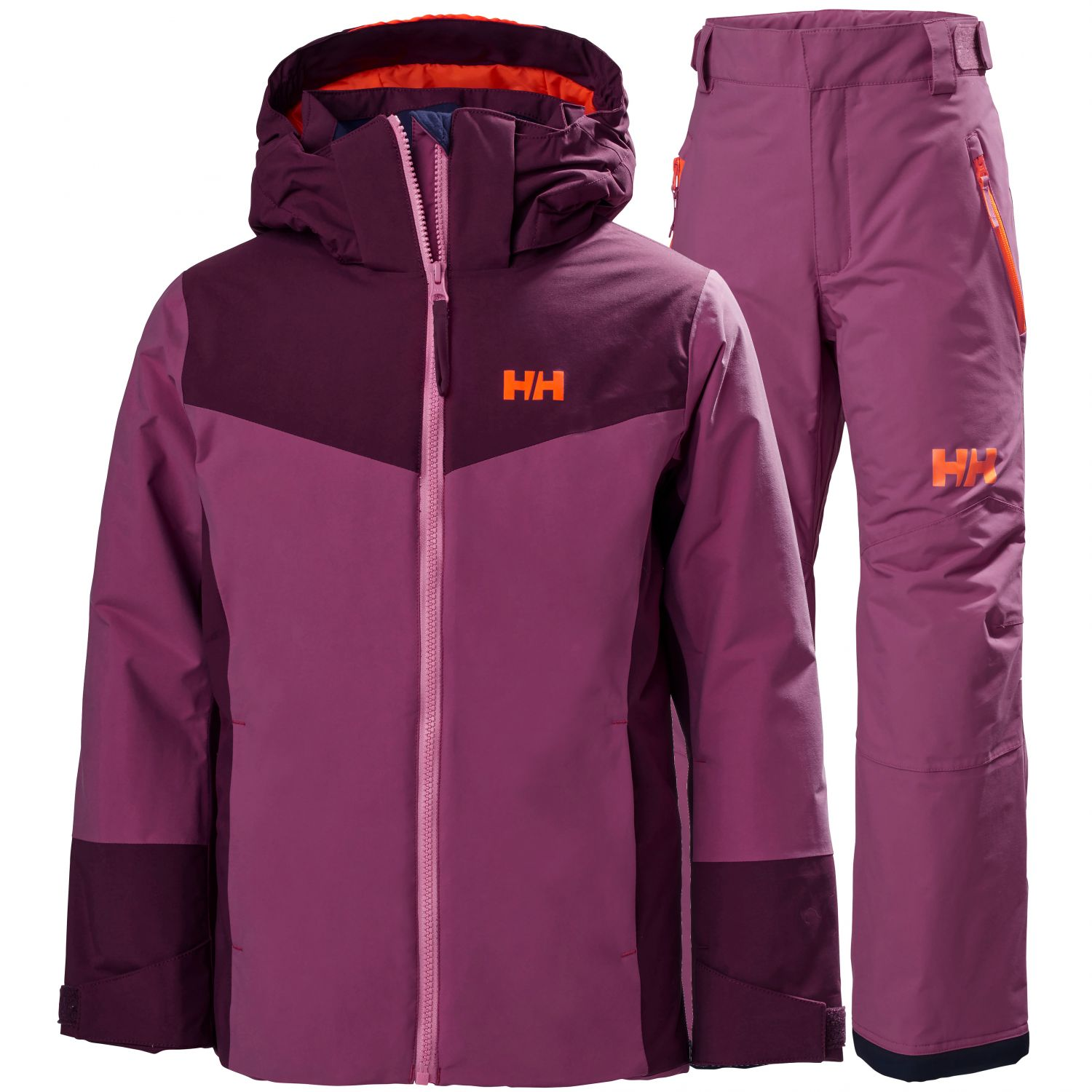 Helly Hansen Divine/Legendary Set, Purple