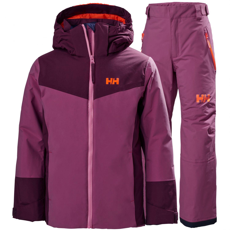 Helly Hansen Divine/Legendary skisæt, lilla