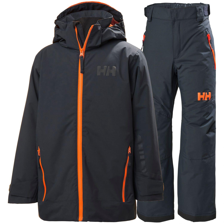 Helly Hansen Blaze/Legendary skisæt, grå