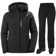 Helly Hansen Snowplay/Legendary Insulated, dame, sort