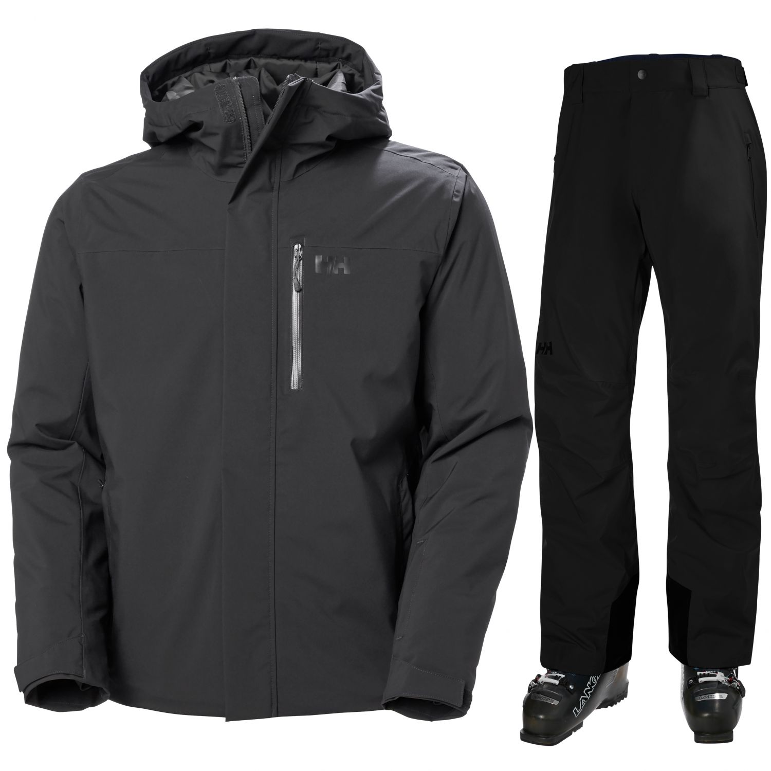 Helly Hansen Panorama/Legendary Insulated, men, black