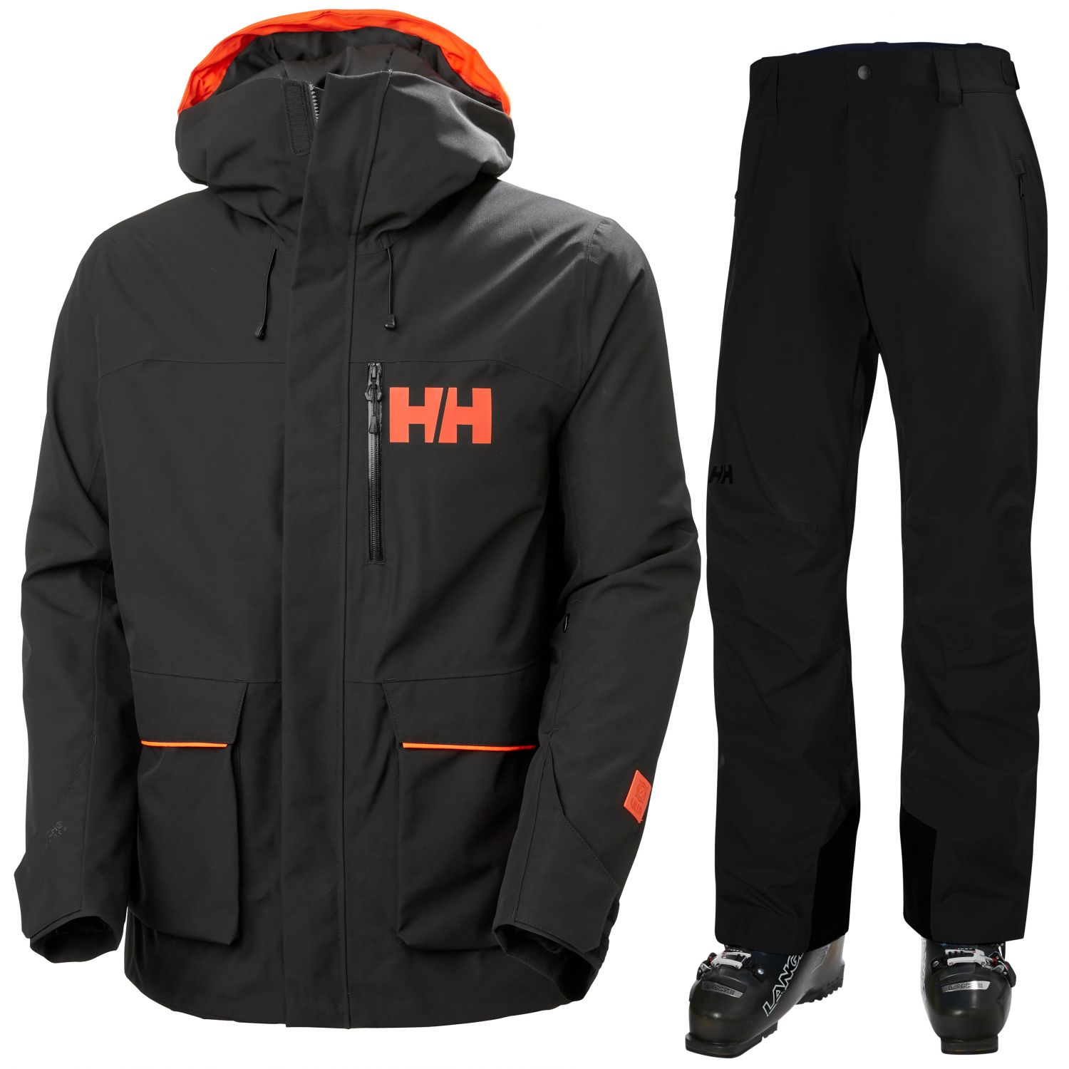 Helly Hansen Kickinghorse/Legendary, herre, sort