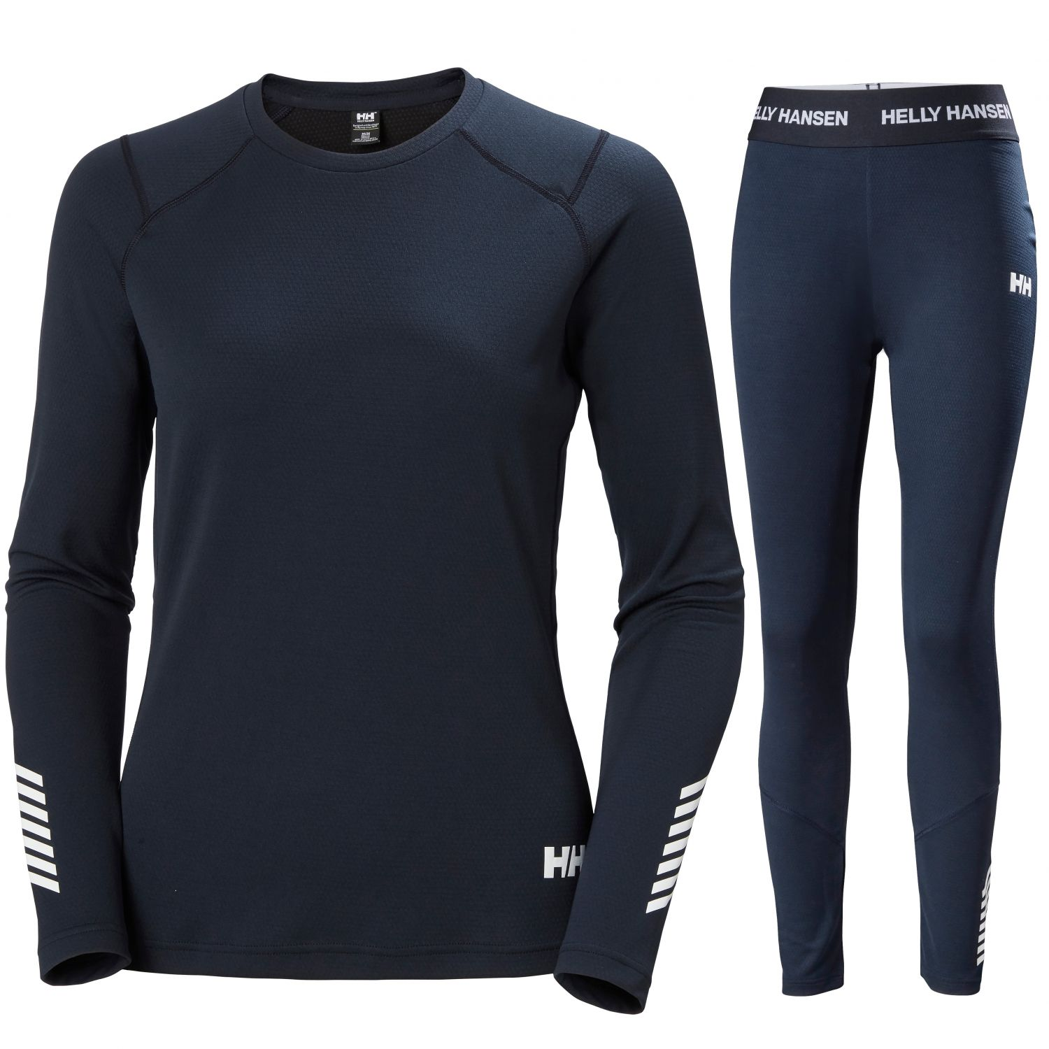 Helly Hansen Lifa Active Crew, women, navy