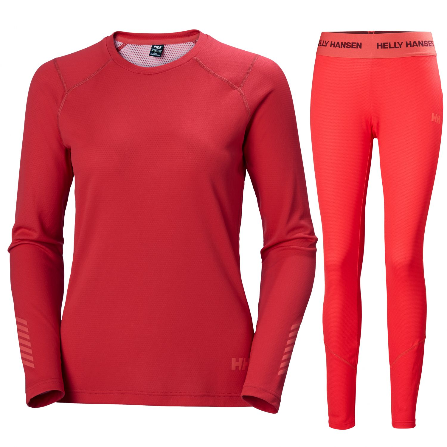 Helly Hansen Lifa Active Crew, women, raspberry