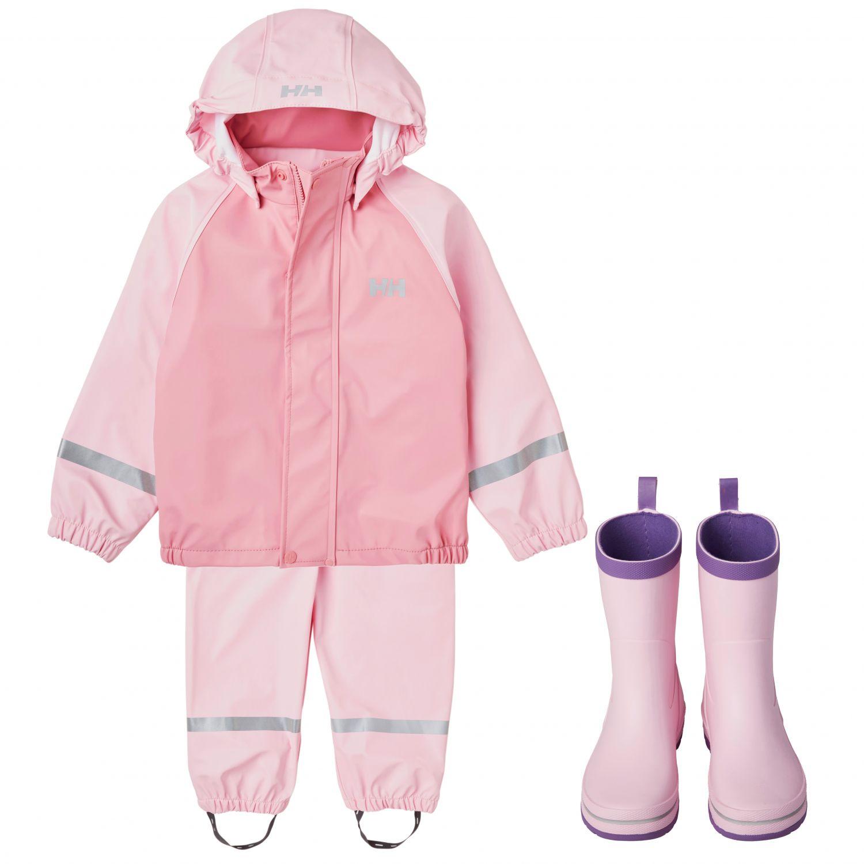 Helly Hansen Bergen/Midsund, børn, lyserød