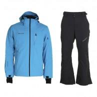 DIEL Val Disere/Garmisch P skisæt, herre, blå/sort