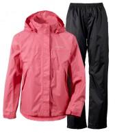 Didriksons Main Girls Set, regnsæt, pink