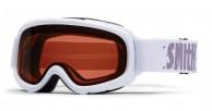 Smith Gambler Air junior skibrille, Hvid