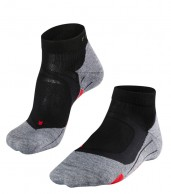 Falke RU4 Cushion Short løbestrømper, kvinder, sort