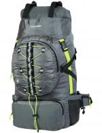 4F/Outhorn Argon 40, Trekking rygsæk, 40L, grå/lime