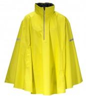 Didriksons Wheely Unisex Cape, regnslag, gul