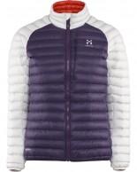 Haglöfs Essens Mimic Jacket Women, lilla/grå