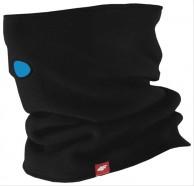 4F halsedisse/ansigtsmaske, sort