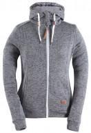 2117 of Sweden Grolanda fleece jakke, damer, grå