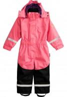 Weather Report Tusi, skidragt/flyverdragt, børn, pink