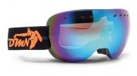Demon Overview skibriller, blå