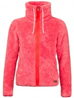 Protest Riri 16 dame fleece jakke, pink