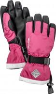 Hestra Gauntlet junior skihandske, pink