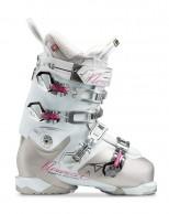 Nordica Belle 75 dameskistøvler, hvid