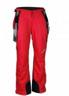 DIEL Alpine II ski-bukser, mænd, rød