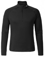 Kjus Second Skin Halfzip, herre, sort