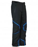 DIEL Axel ski-bukser, mænd, sort/blå
