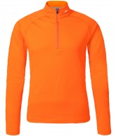 Kjus Second Skin Halfzip, herre, orange