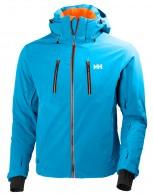 Helly Hansen Alpha 2.0 skijakke, herre, blå