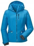 Schöffel Grenoble, dame skijakke, blå