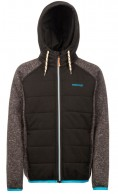 Protest Aeron JR, drenge fleece jakke, sort