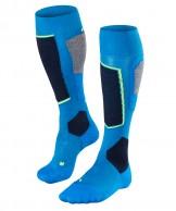 Falke SK2 skistrømper, mænd, lys blå
