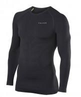 Falke Maximum Warm Longsleeved Shirt Tight Fit, herr, sort