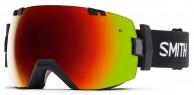 Smith I/OX skibrille, Black/Red Sol-X Mirror